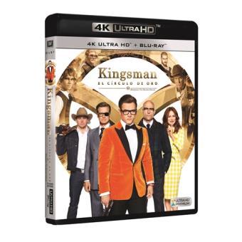 Kingsman 2: El círculo de oro - UHD + Blu-Ray