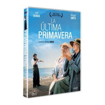 La última primavera - DVD