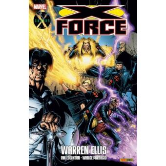 Contra-X: X-Force Integral