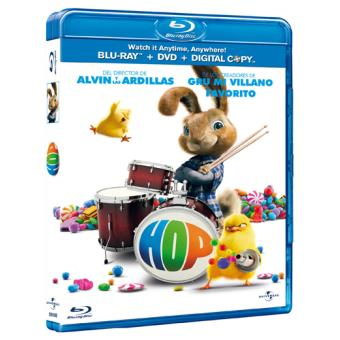 Hop - Blu-Ray + DVD + Copia digital