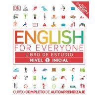 English For Everyone (Edición en español) Nivel inicial 1