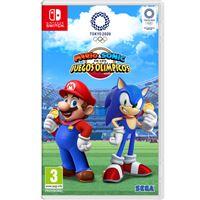 Mario y Sonic en los Juegos Olímpicos:Tokyo 2020 Nintendo Switch