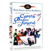 Cuatro bodas y un funeral - DVD