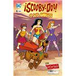 ¡Scooby-Doo! y sus amigos núm. 05 Grapa