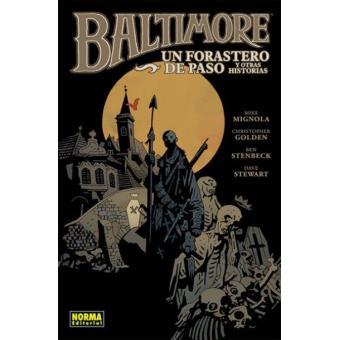 Baltimore 3. Un forastero de paso y otras historias