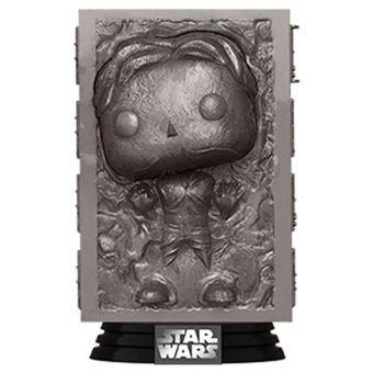 Figura Funko Star Wars El Imperio Contraataca - Han Solo en Carbonita 40 Aniversario