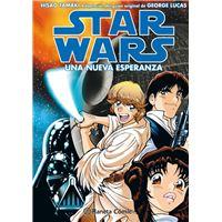 Star Wars manga Ep IV Una nueva esperanza