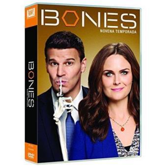 Bones - Temporada 9 - DVD