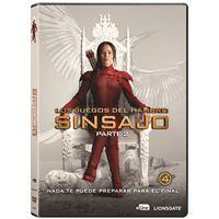 Los juegos del hambre: Sinsajo. Parte 2 - DVD