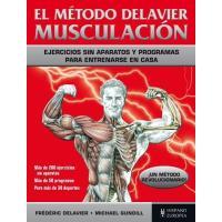 El método Delavier. Musculación