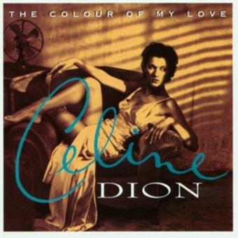 The Colour of My Love -  Vinilo