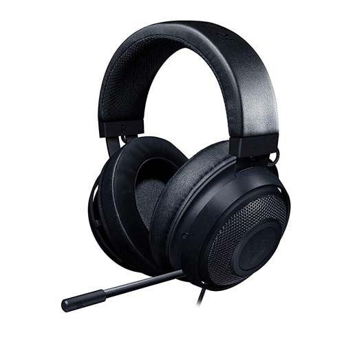 Headset gaming Razer Kraker Negro