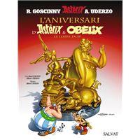 L'aniversari d'Astèrix i Obèlix. El llibre d'or