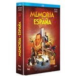 Pack Memoria de España (Formato Blu-Ray) + Libro