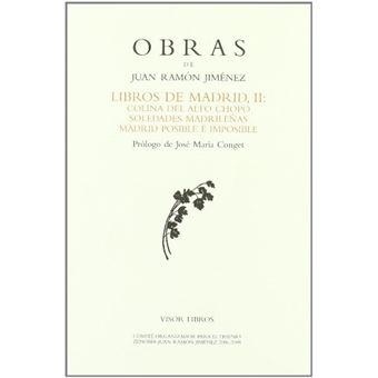 Obras completas de Juan Ramón Jiménez - Libros de Madrid II