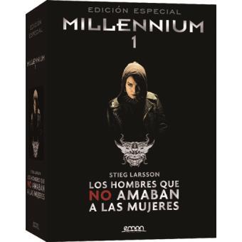 Millennium 1: Los hombres que no amaban a las mujeres (Edición especial) - DVD