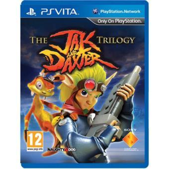 Jak & Daxter: Trilogía PS Vita