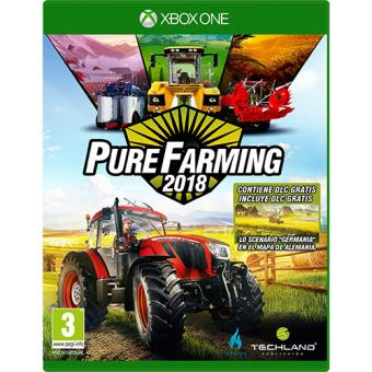 Pure Farming 2018 Day One Edition Xbox One
