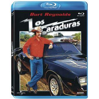 Los caraduras - Blu-Ray