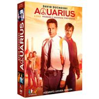 Aquarius  Temporadas 1 y 2 - DVD