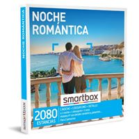 Caja regalo Smartbox Noche Romántica