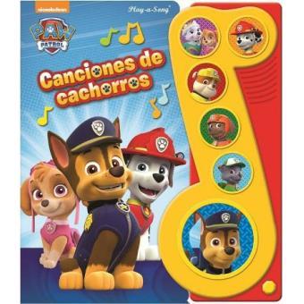 Patrulla Canina: Canciones de cachorros