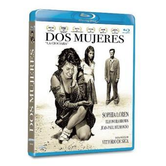 Dos mujeres - Blu-Ray