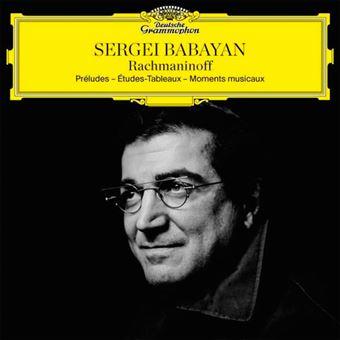 Rachmaninov Recital