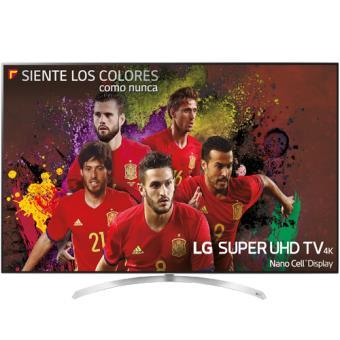 TV LED 55'' LG 55SJ950V Super UHD 4K HDR Smart TV