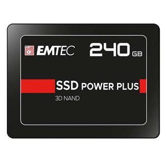 Disco duro SSD Emtec X150 SATA III 240GB