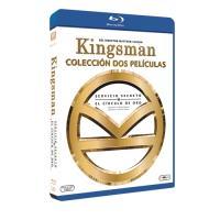 Colección Kingsman 1 y 2: Servicio Secreto + El círculo de oro - Blu-Ray