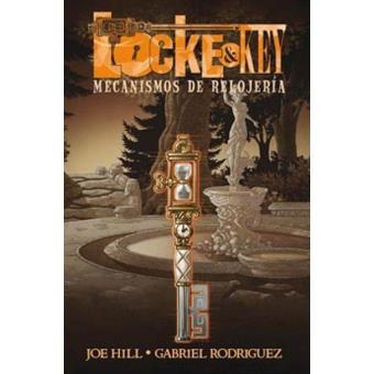 Locke & key 5. Mecanismos de relojería