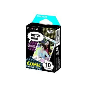 Fujifilm papel instax mini Cómic  (10 fotos)