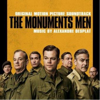 The Monuments Men (B.S.O)