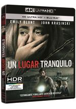 Un lugar tranquilo - UHD + Blu-Ray