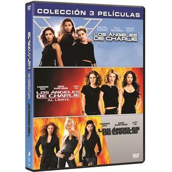 Los Ángeles de Charlie 1-3 - DVD