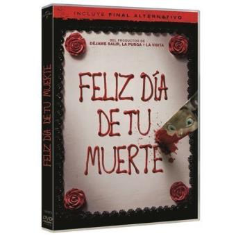 Feliz día de tu muerte - DVD
