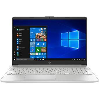 Portátil HP Laptop 15s-fq2017ns 15,6'' Plata