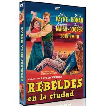 Rebeldes en la ciudad - DVD