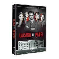 La casa de papel. La serie Completa - DVD