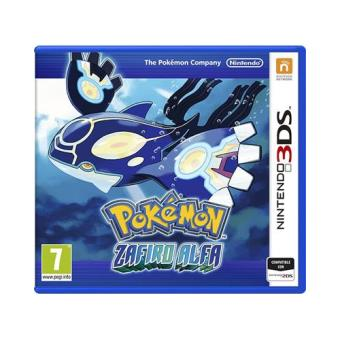 Pokémon Zafiro Alfa Nintendo 3DS