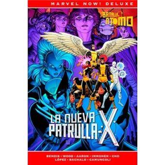 La Patrulla-X de Brian Michael Bendis 3. La Batalla del Átomo