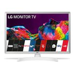 TV LED 24'' LG 24TN510S-WZ HD Smart TV Blanco