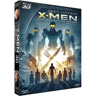 X-Men Días del futuro pasado - Blu-Ray + 3D