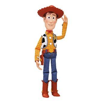 Muñeco Bizak Toy Story - Woody con voz