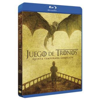 Juego de tronos - Temporada 5 - Blu-Ray
