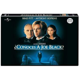 ¿Conoces a Joe Black? - DVD Ed Horizontal