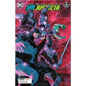 Liga de la Justicia: Sin justicia núm. 02 (de 4)