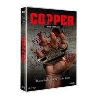 Copper - Serie Completa - DVD