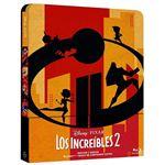 Los Increíbles 2 - Steelbook Blu-Ray